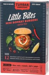 Little Bites Mini Bombay Burgers