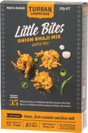 Little Bites Onion Bhaji Mix