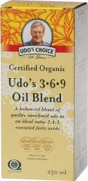 Omega Oil 3.6.9 Oil Blend 250ml