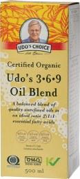 Omega Oil 3.6.9 Oil Blend 500ml
