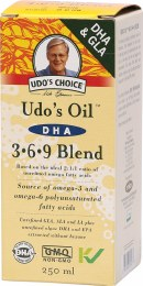 DHA Oil Blend Suitable for Vegetarians 250ml