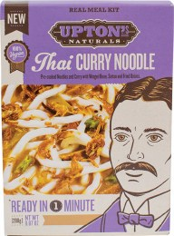 Real Meal Kit Thai Curry Noodle