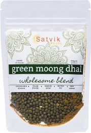 Green Moong Dhal Wholesome Blend 210gm