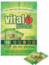 Vital Greens Superfood Powder 30x10gm