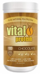 Vital Protein Pea Protein Isolate - Chocolate 500gm