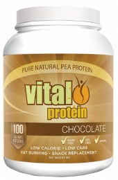 Vital Protein Pea Protein Isolate - Chocolate Large 1kg
