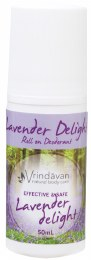 Roll-on Deodorant Lavender Delight 50ml