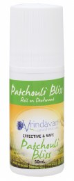 Roll-on Deodorant Patchouli Bliss 50ml