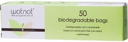 Biodegradable Bags 100% Compostable 50