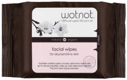 Facial Wipes Dry + Sensitive Skin 25 Wipes