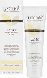 Anti-Aging Face Sunscreen SPF 30+ 75gm