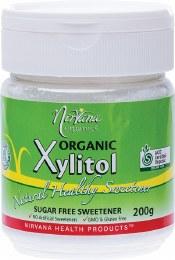 Xylitol Organic 200gm