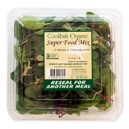 Lettuce Super Food Mix 120gm Punnet