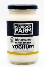 Yoghurt Lemon Myrtle 375gm