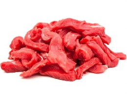 Beef Strips 500gm