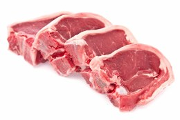 Lamb Loin Chops 500gm