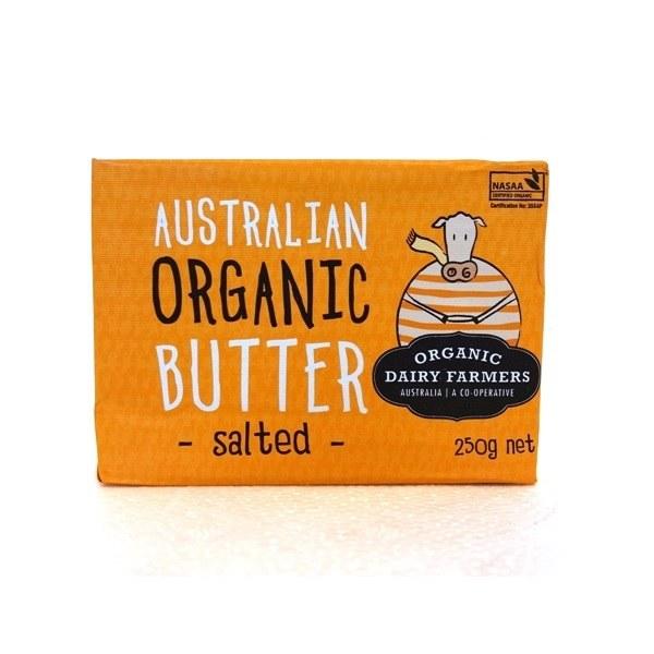 Butter Salted 250G Aus