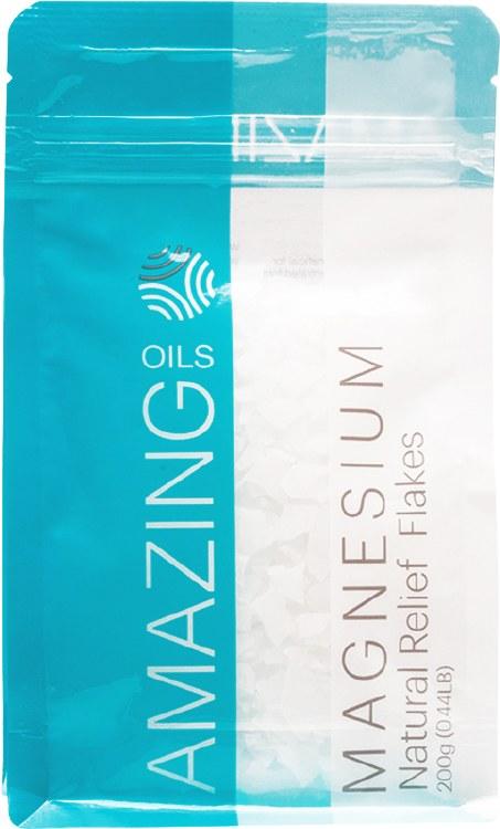 Magnesium Bath Flakes Magnesium Chloride 200g