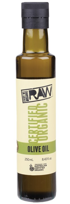 Olive Oil Cold Press - Extra Virgin 250ml