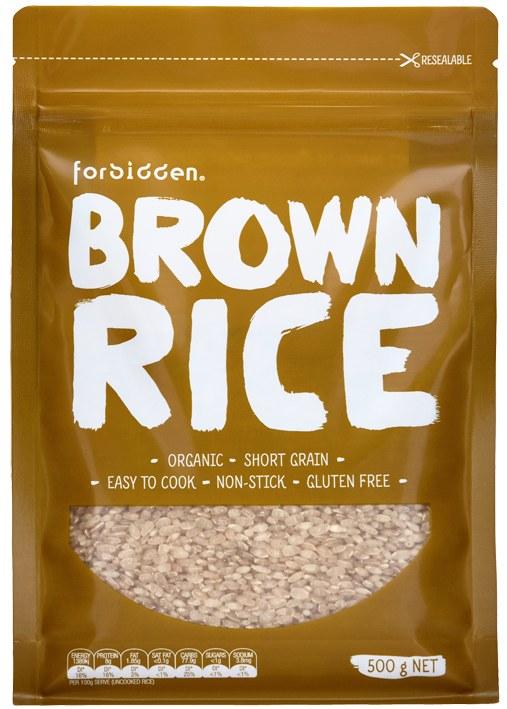 Brown Rice Short Grain 500G