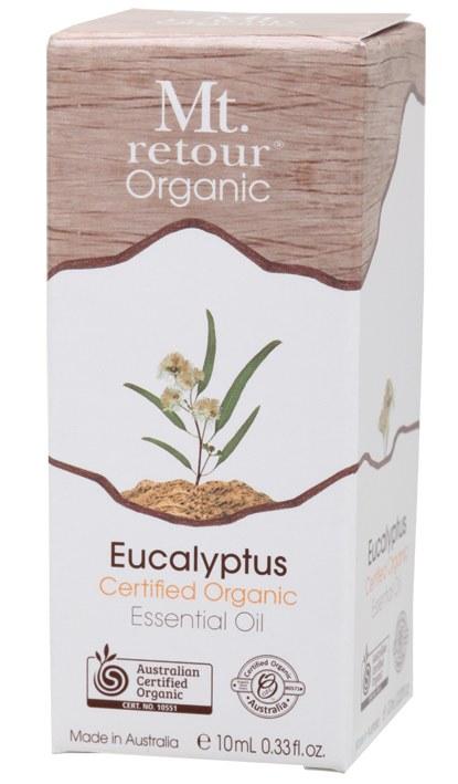 Essential Oil (100%) Eucalyptus 10ml