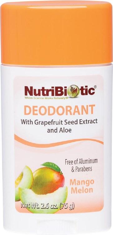 Deodorant Stick Mango Melon 75G