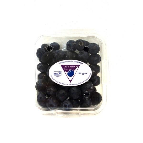 Blueberry 125gm Punnet