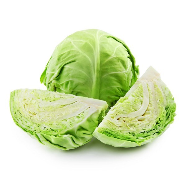 Cabbage Drumhead Half