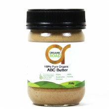 Nut Butter Abc