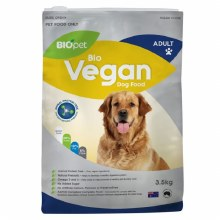 Biopet Dog Food Vegan 3.5kg