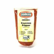 Cayenne Pepper 80g