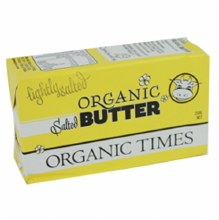 Butter Lightly Salted 250G Nz