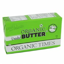 Butter Unsalted 250G Nz