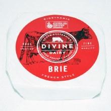 Brie 200G Divine Dairy