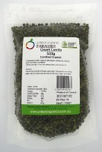 Lentils French Green Puy 500G