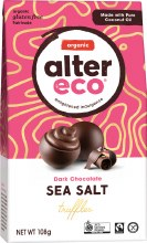 Chocolate (Organic) Sea Salt Truffles 108g