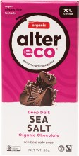Chocolate (Organic) Dark Sea Salt 80G