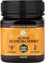 Active Jellybush Honey NPA 15+ (MGO510+) 250g