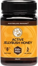 Active Jellybush Honey NPA 15+ (MGO510+) 500g