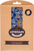Reusable Beeswax Wraps- Sandwich 1 x Large 1