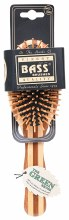 Bamboo Wood Hair Brush Large Oval 1