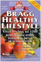 Bragg Healthy Lifestyle by Paul & Patricia Bragg