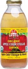 Apple Cider Vinegar Drink ACV with Honey 473ml