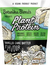 Plant ProteinVanilla Cake Batter
