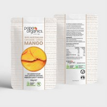 Dried Mango  80G