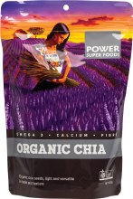 "Chia Seeds - Certified Organic ""The Origin Series"" 450G"
