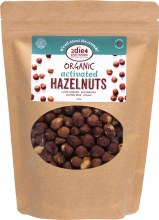 Activated Organic Hazelnuts  300g