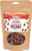 Activated Organic Pecans Activated with Fresh Whey 120g
