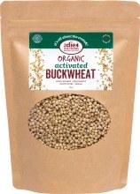 Activated Organic Buckwheat  300g