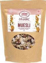 Activated Organic Muesli  600g